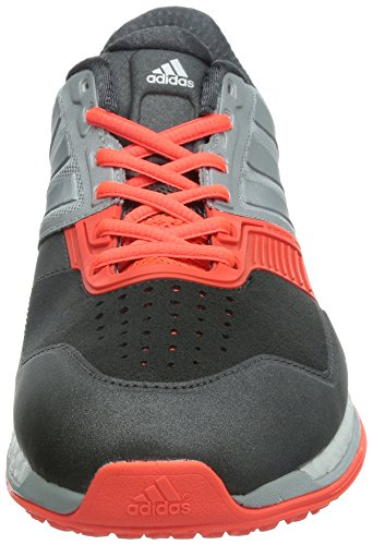 adidas Herren Crazytrain Boost Sneaker Grau