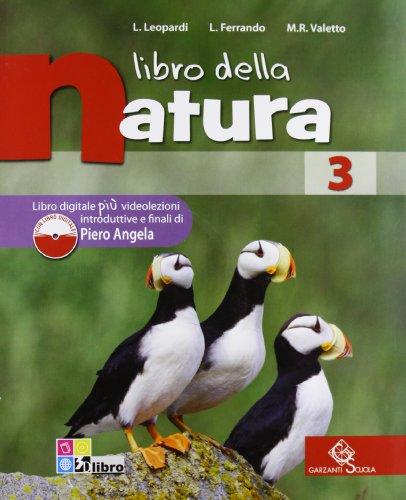 Libro della natura. Per la scuola media. Con espansione online: LIBRO NATURA 3 +LD