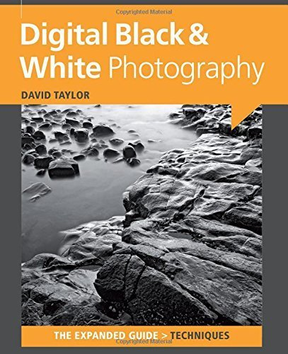 Digital Black & White Photography (Expanded Guides - Techniques) by David Taylor (2011-04-01)