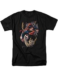 Superman - - T-shirt de Orbit pour hommes