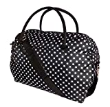 Best Overnight Bags For Women - Ladies Holdall Weekend, Overnight Bag, Womens Maternity, Gym Review