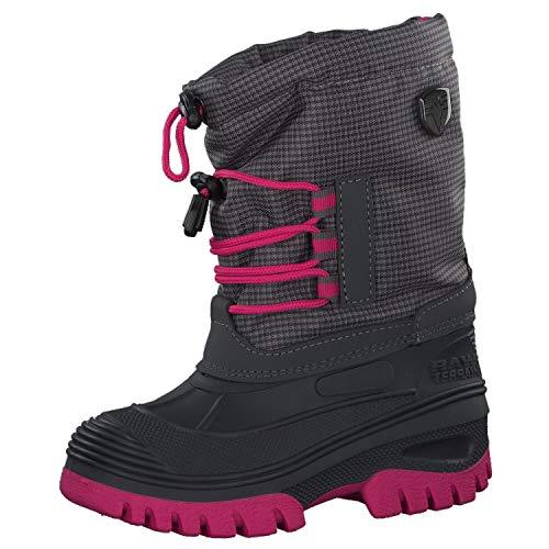 CMP Unisex-Kinder Ahto Bootsportschuhe, Grau (Asphalt U883), 32 EU