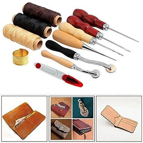 Accessoires de couture artisanale du cuir à la main ParaCity.