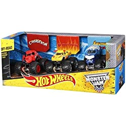 Hot Wheels Monster Jam by Mattel