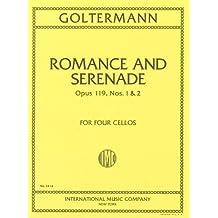 THE FAITH GOLTERMANN LA FOI OP 95//1 CELLO/&PIANO
