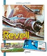 MAQUETTES REVELL TOME 1 (GB) 1950-1982 de CARBONEL JEAN-CHRIST