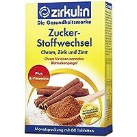 Zirkulin 8610 Zuckerstoffwechsel 60er preisvergleich bei billige-tabletten.eu