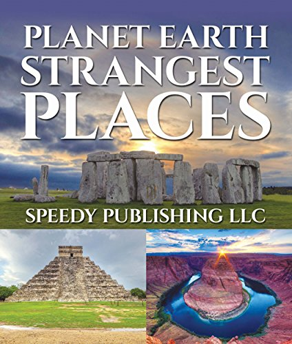 free kindle book Planet Earth Strangest Places: Fun Facts and Pictures for Kids