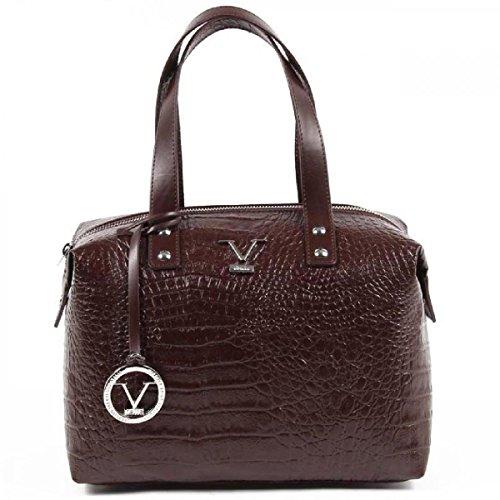 Versace 19.69 Abbigliamento Sportivo Srl Milano Italia Womens Handbag ARC03 ROMINA COCCO BORDEAUX Bordeaux