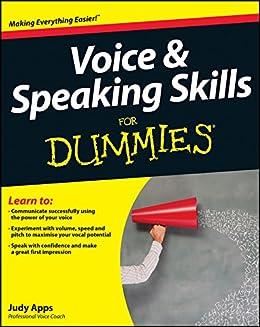 Voice and Speaking Skills For Dummies von [Apps, Judy]