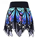 Rosennie Damen Drucken Abend Party Rock Schwingen Röcke Frauen Beiläufige Faschingskostüme Retro Deutscher Karneval Weiche Kostüm Dance Accessories Party Skirt Swing Skirts