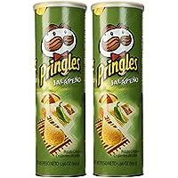 Pringles Jalapeño Potato Crisps 5.96 oz - 2 pack
