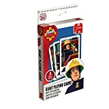 Jumbo 19400 - Fireman Sam Große Spielkarten, Kartenspiele