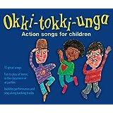 Songbooks - Okki-Tokki-Unga (triple CD pack): Action songs for children