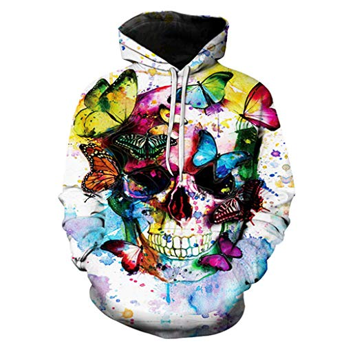 Girl Gipsy Kostüm - Bellelove-Kapuzenpullover Unisex 3D Druck Hoodie Drawstring Taschen Long Sleeve Sweatshirt