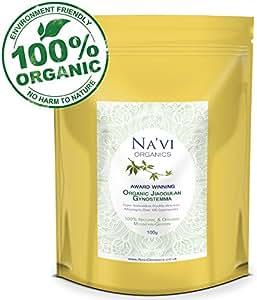 Premium Organic Whole Leaf Jiaogulan Gynostemma Herbal Tea