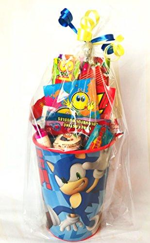 (Sonic Pre gefüllt Party Tumbler Cups/Kinder Sonic Partytüten)