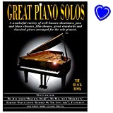 Telecharger Livres Great Piano Solos The Black Notebook Une merveilleuse et unterhaltsame Collection avec celebre Show Tunes Jazz et de blues klassikern pieces de film musiken normes grossartigen et classique Note livre avec cœur colore Note Pince (PDF,EPUB,MOBI) gratuits en Francaise