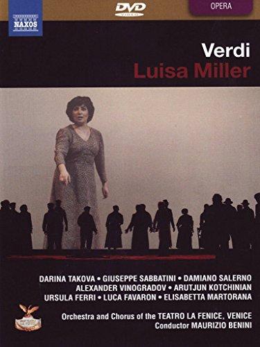 Verdi - Luisa Miller [2 DVDs] Preisvergleich
