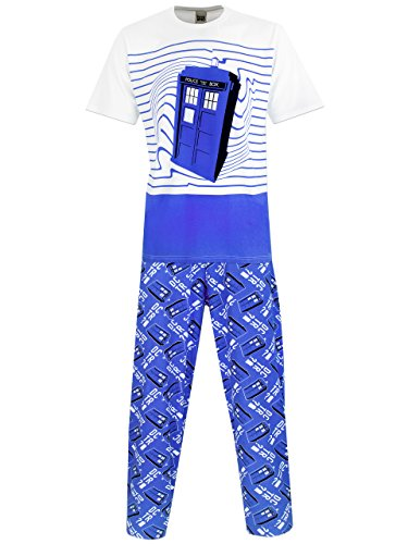 Dr Who - Di pigiama per Uomo - Doctor Who - X Large