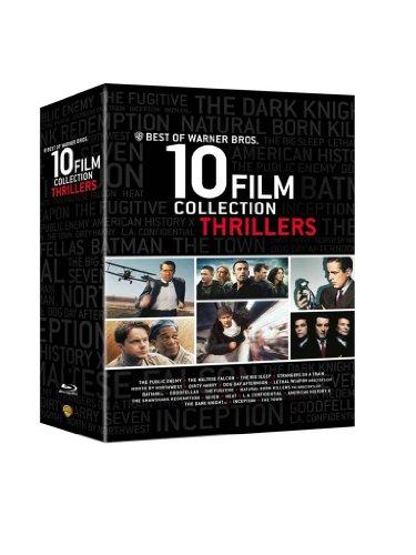 Il meglio di Warner Bros. 10 film da collezione Thriller