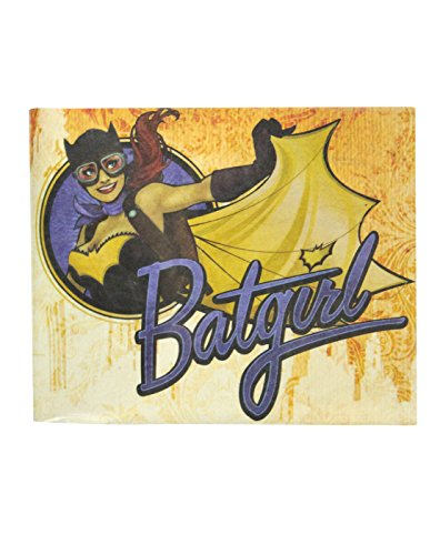 Unisex-Adulte - DC Comics - Batgirl - Porte-monnaie