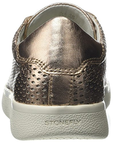 Stonefly Sandy 5, Sneakers Basses Femme Or (Oro Rosa U01)