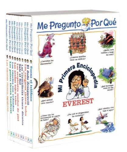Estuche segunda Serie (11 al 20) Mi Primera Enciclopedia (Mi primera enciclopediaMe pregunto por qué)