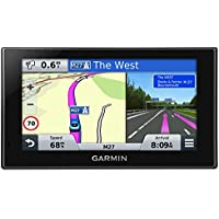 Garmin Nuvi 2589LM5 inch Satellite Navigation with UK and Full Europe Maps, Free Lifetime Map Updates and Bluetooth