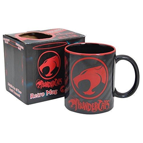 Official Gift Boxed Thundercats 80s Cartoon Mug