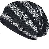 FORBUSITE - Bonnet - Homme noir noir Taille Unique -  noir - Taille Unique