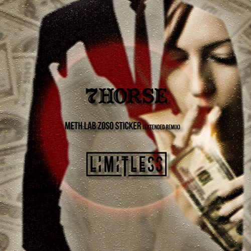 Meth Lab Zoso Sticker (Limitless Extended Remix)