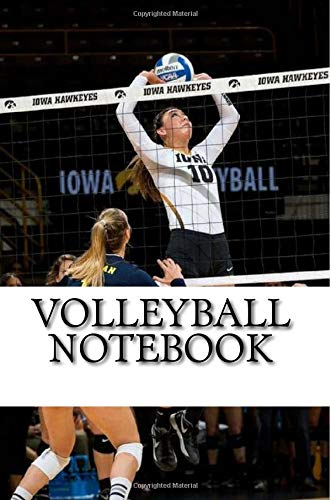Volleyball Notebook por mr. nick walsh