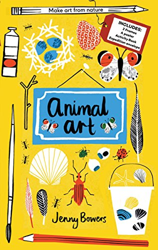 Little Collectors: Animal Art: Make art from nature