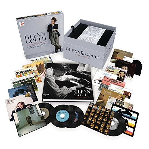 Image of Glenn Gould: The Complete Columbia Album Collection (Remastered)