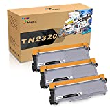 TN2320 Toner Kompatibel, 7Magic Kompatibel Brother TN2320 TN-2320 Toner für Brother MFC-L2700DW HL-L2340DW HL-L2300D DCP-L2520DW HL-L2360DN MFC-L2740DW MFC-L2720DW DCP-L2500D