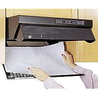 Universal Campanas abzugs de filtro de grasa, 50x 90cm, certificado Resistencia al calor, 1pieza
