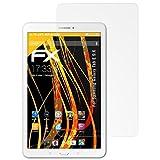 atFolix Schutzfolie für Samsung Galaxy Tab E 9.6 Displayschutzfolie - 2 x FX-Antireflex blendfreie Folie