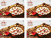 Shelly's Classic Bengali Ready to Cook Payesh (Pack of 4,250gm Each)