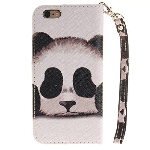 """iPhone 6 Plus Coque, MYTHOLLOGY PU Cuir Case à rabat Folio EtuI Housse pour iPhone 6 Plus / iPhone 6S Plus (5.5"""") avec Support Magnétique Portefeuille Dragonne Case - HFL HBXM"""