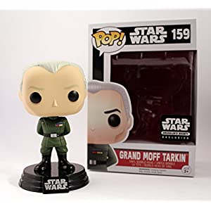 Funko Pop Grand Moff Tarkin (Star Wars 159) Funko Pop Star Wars