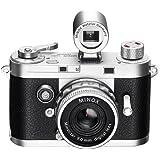 MINOX DCC 5.1 Digitalkamera schwarz/silber