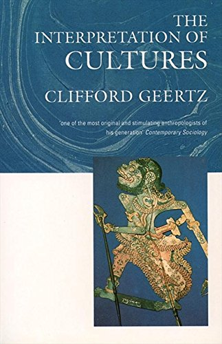 The Interpretation of Cultures por Clifford Geertz