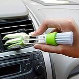 Luoonlinez - Detergente Portatile Doppia Griglia Radiatore per Auto