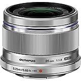 Olympus v311060bu00025mm F1.8auswechselbarem Objektiv für Olympus/Panasonic Micro 4/3Digital Kamera