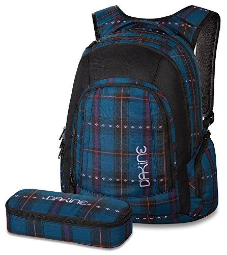 Dakine 2er Set Frankie 26L Rucksack + School Case Schlamperbox Suzie
