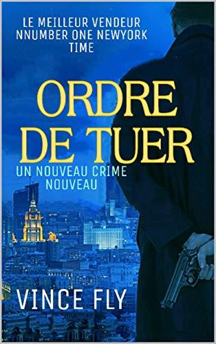 Couverture du livre Ordre de tuer: livre d'espionnage