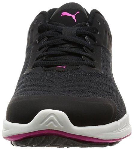 Puma Ignite V2 - Chaussures de course - Femme Noir (Black/White/Pink 07)