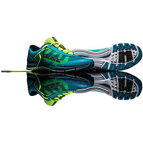 Salming Speed Shoe bleu/vert