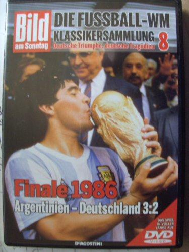 Die Fussball-WM ~ Klassikersammlung 8 ~ Deutsche Triumphe deutsche Tragödien ~ Finale 1986 ~ Argentinien - Deutschland 3:2  ~ Das Spiel in voller Länge